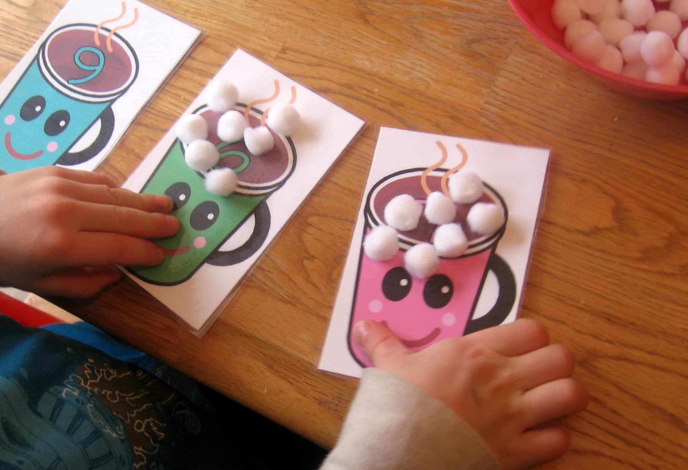 Preschool Math Crafts Images