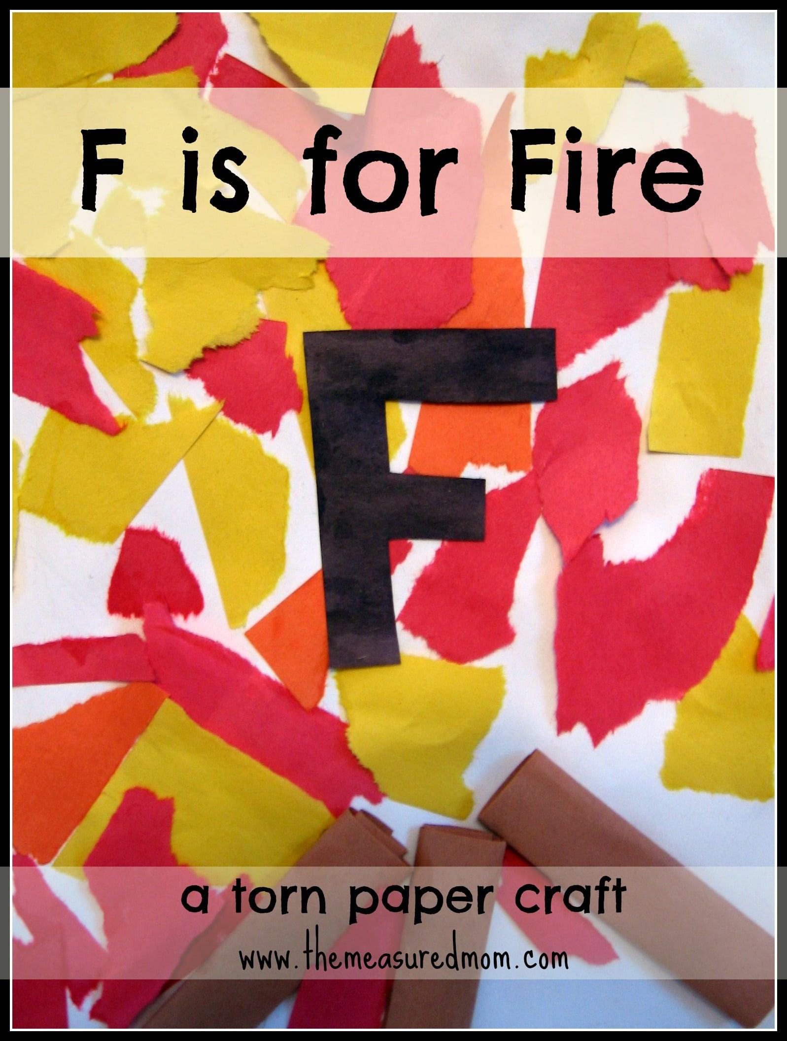 Torn Paper Craft
