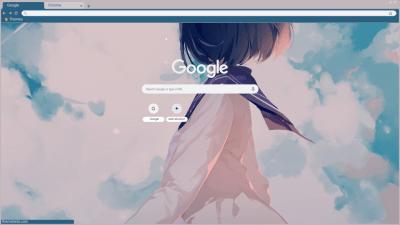 Anime Chrome Themes Themebeta