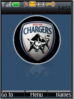 IPL Deccan Chargers Logo