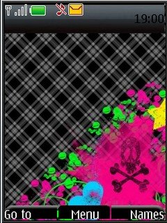 Abstract symbol s40v3 theme by shadow_20