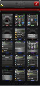 scre theme for nokia