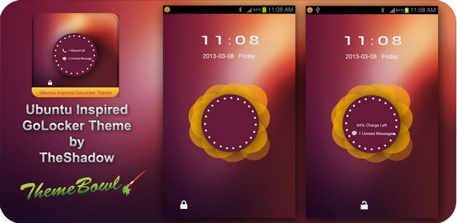 ubuntu theme go locker