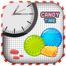 candy tiem match 3 game