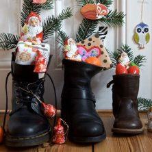 I regali negli stivali di Nikolaus