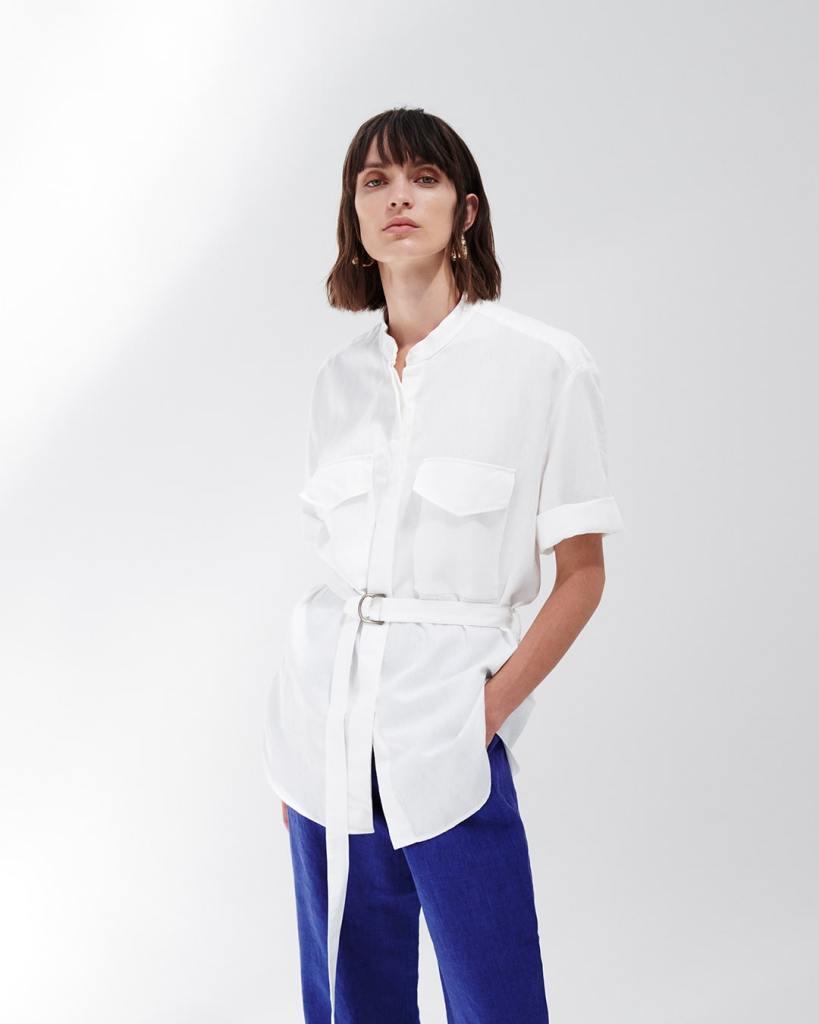 camicia sostenibile