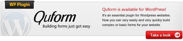 Quform - WordPress Form Builder