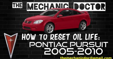 09 equinox oil reset