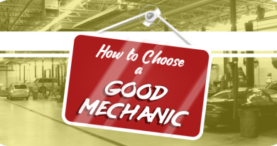 How to Choose a Good Auto Mechanic