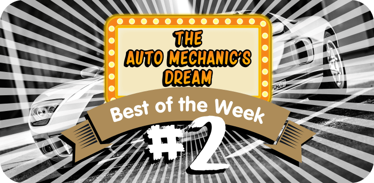 The Auto Mechanic's Dream - Best of the Web 2