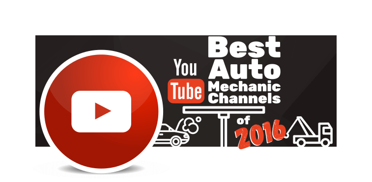 Best auto mechanic youtube channels of 2016 learn auto mechanic online best auto mechanic youtube channel solutioingenieria Image collections