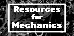 Best Resources for Auto Mechanics