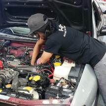 Heather Hershkowitz | Featured Girl Mechanic of the Month