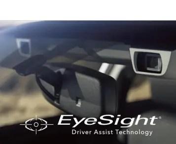 Subaru EyeSight - The Mechanic Doctor