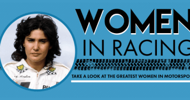 Women in Racing | Car Infographic of the Week