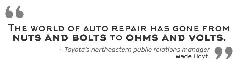 The World of Auto Repair - Wayde Hoyt