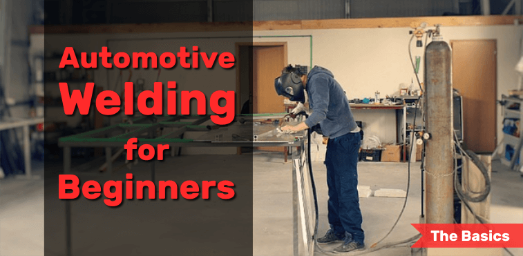Automotive welding for beginners