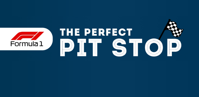 Perfect Pit Stop Infographic