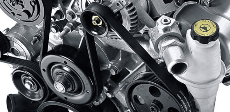 How to replace a broken serpentine belt