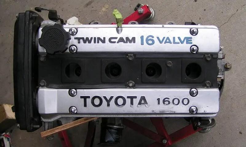 Toyota 4AGE engine