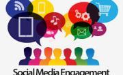 social media, social media engagement, twitter, facebook, wordpress, tumblr, be found online