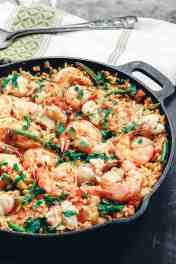 Image result for Seafood Paella