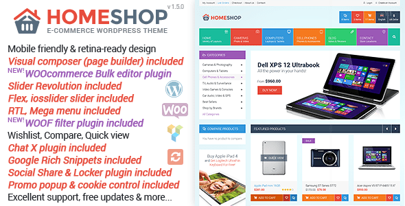 home shop woocommerce 1.4.6