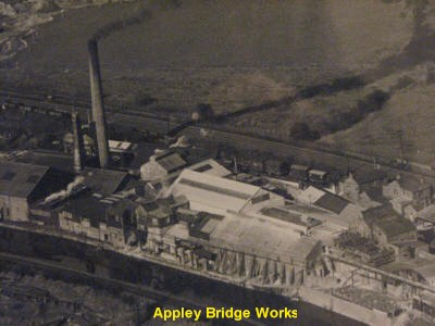 Appley Bridge Works