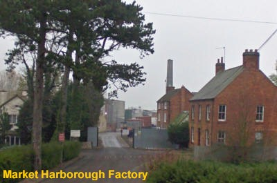 Market Harborough Factory