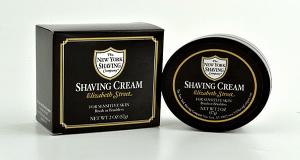 The New York Shaving Company: Elizabeth Street Shave Cream