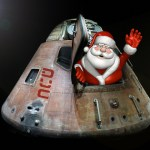Santa's Space DUI By Michael W. Clark