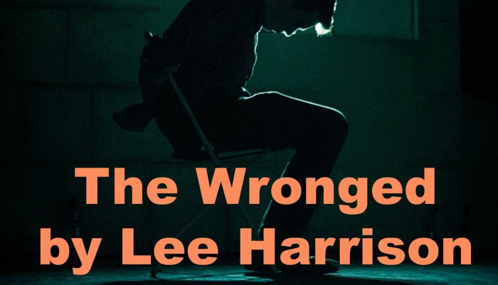 The Wronged by Lee Harrison