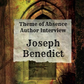 10 questions with author Joseph Benedict