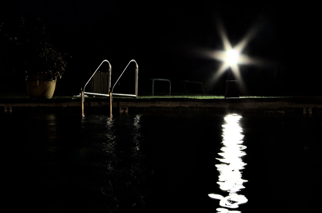 """Midnight Swim"" A short story by Karl Lykken. Read free online at Theme of Absence . com."