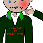 K.J. McDuff by Pepper Hume