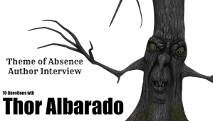 Author Interview: Thor Albarado