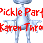 Pickle Party By Karen Thrower