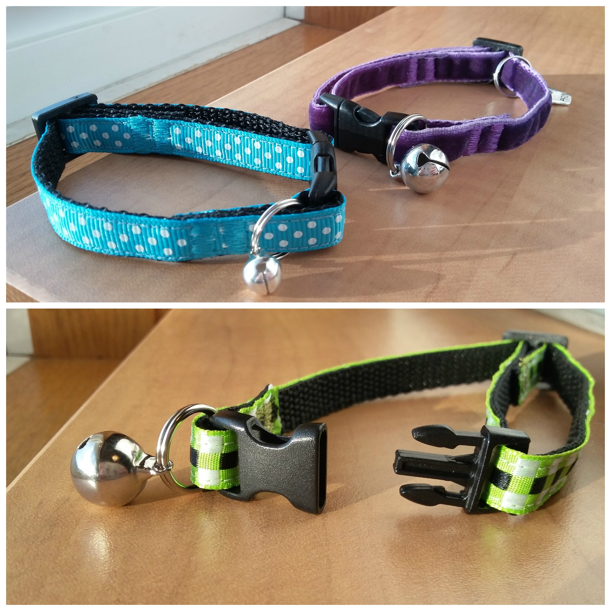 Cool Cat Collars UK has some incredible designs for cat collars, and they're worth every pound!