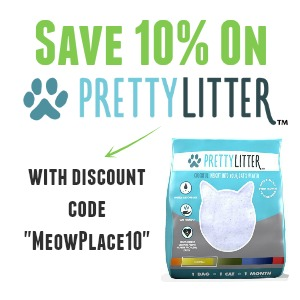 Pretty Litter will change the way you monitor your cat's health. The litter changes color to indicate early signs of illness!