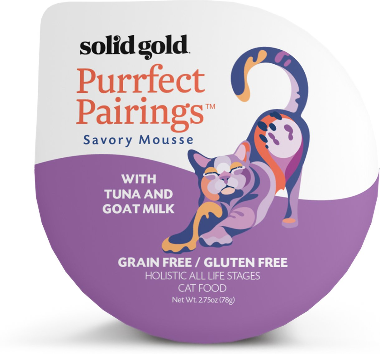 We peeled back the layers on the Solid Gold Purrfect Pairings ingredients list in our latest #ChewyInfluencer review. We didn't expect to find this!