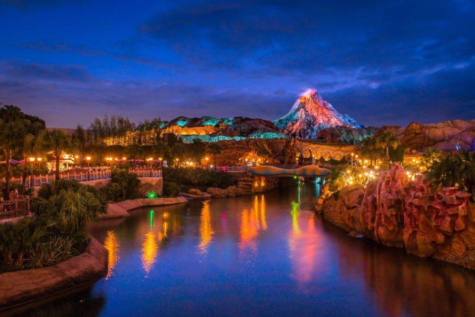 Disneyland or Disneysea