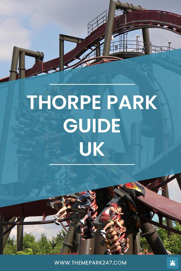 Thorpe Park guide