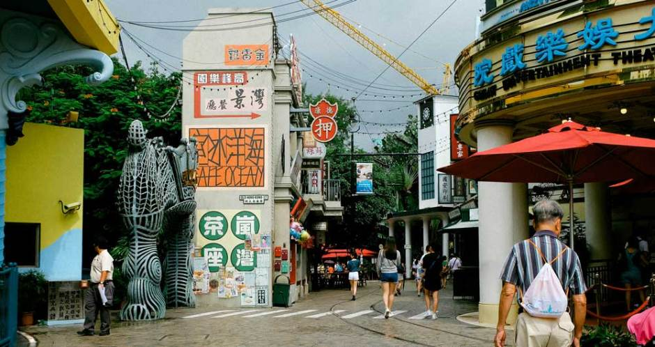Best theme parks in Asia
