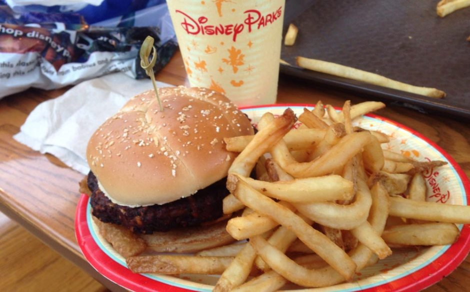 Rosie's American Cafe Quick Service Hollywood Studios