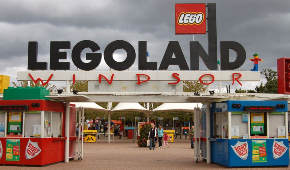 Legoland Windsor best theme parks in England