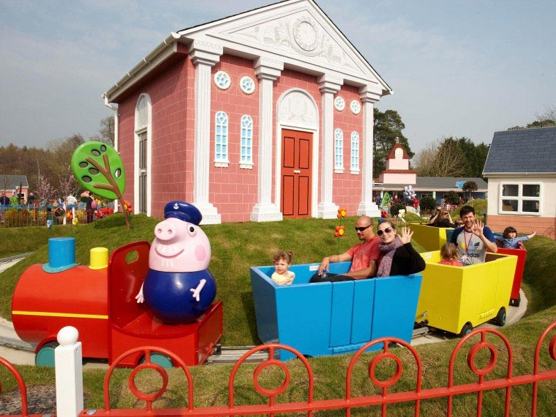 Paultons Park best theme parks in England