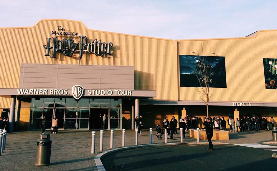 Warner Bros Studios best theme parks in England