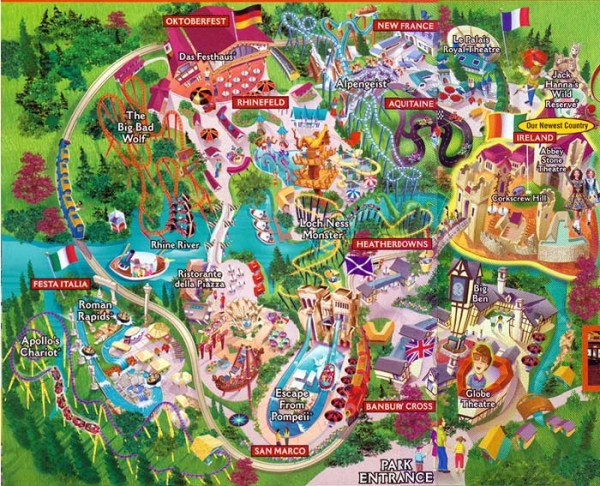 Image Result For Busch Gardens