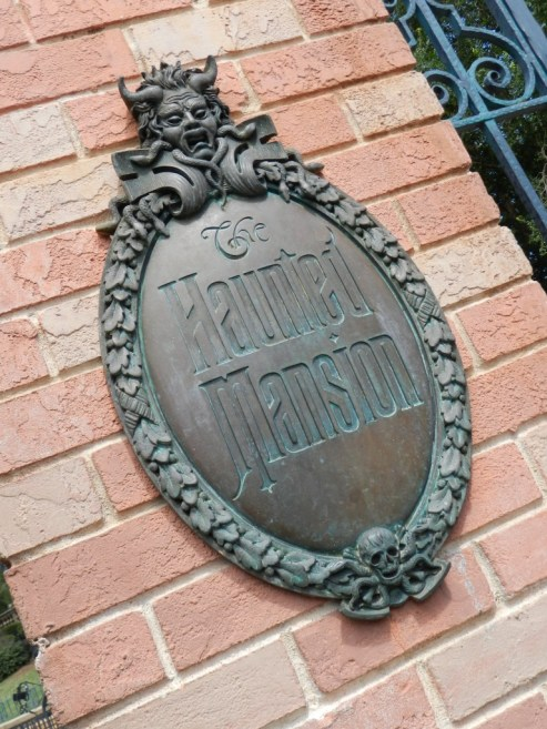 Join the happy haunts on the Haunted Mansion.