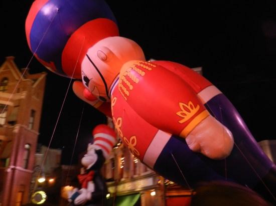 Macy's Holiday Parade at Universal Studios